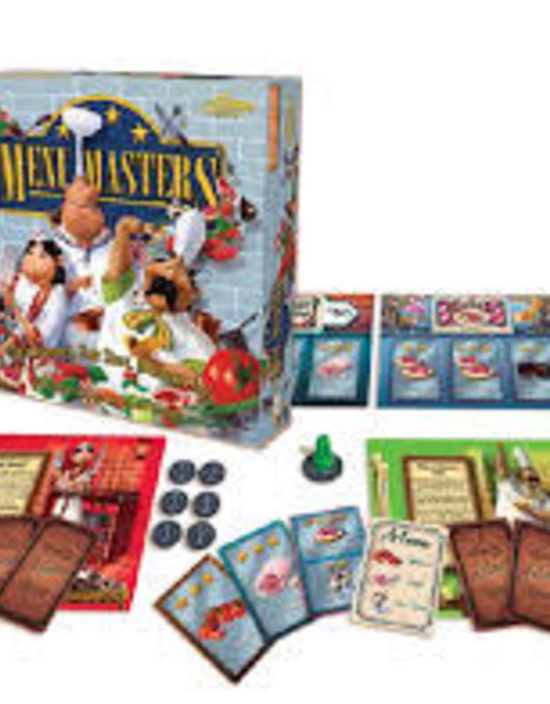 Calliope Games Menu Masters (EN)