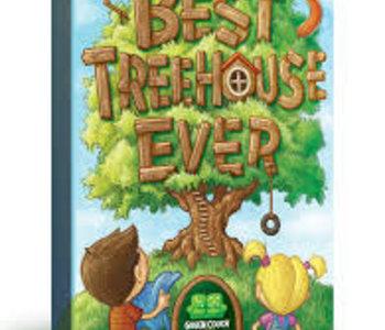 Best Treehouse Ever (EN) (Commande spéciale)