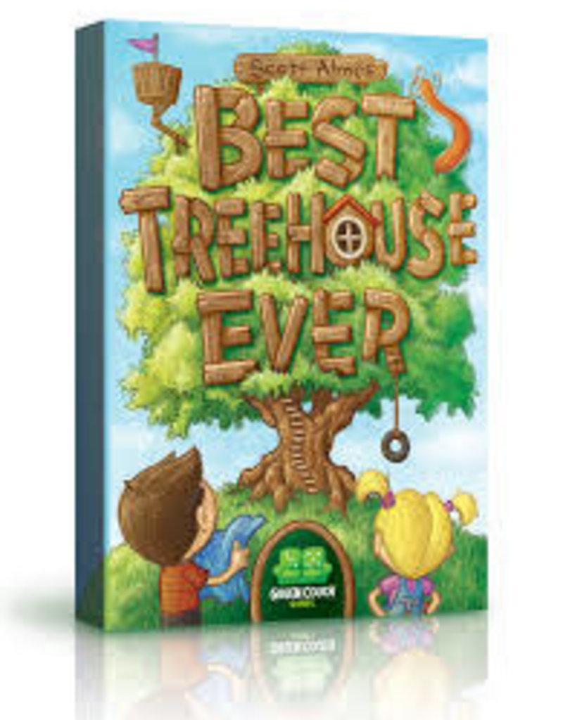 Green Couch Games Best Treehouse Ever (EN) (Commande spéciale)