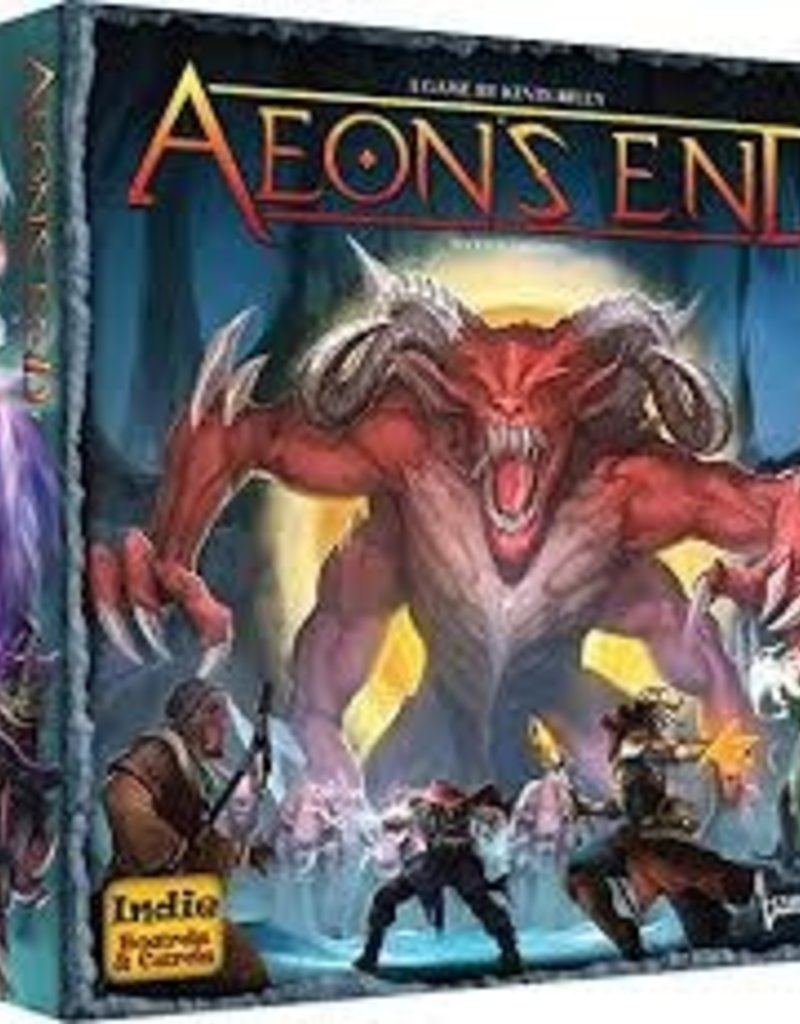 Indie Boards & Cards Aeon's End: Second Edition (EN)