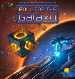 Rio Grande Games Roll For The Galaxy (EN)