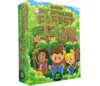 Best Treehouse Ever: Forest Of Fun (EN) (Commande Spéciale)