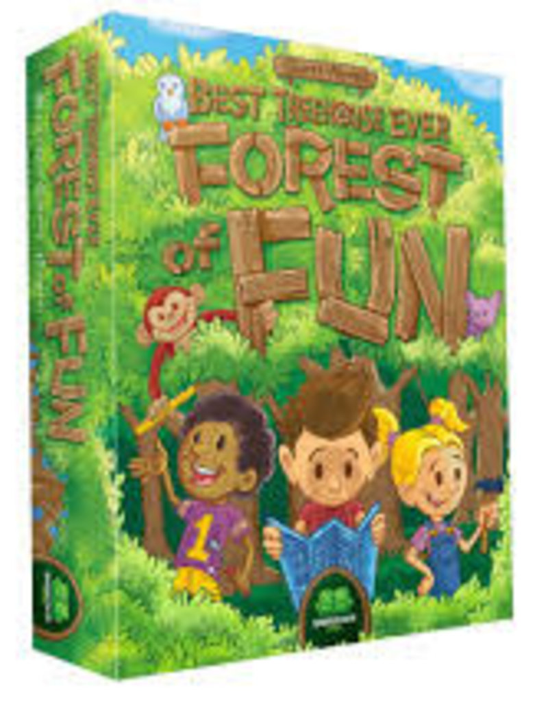 Green Couch Games Best Treehouse Ever: Forest Of Fun (EN) (Commande Spéciale)