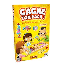 Gigamic Katamino: Gagne Ton Papa ! (FR)