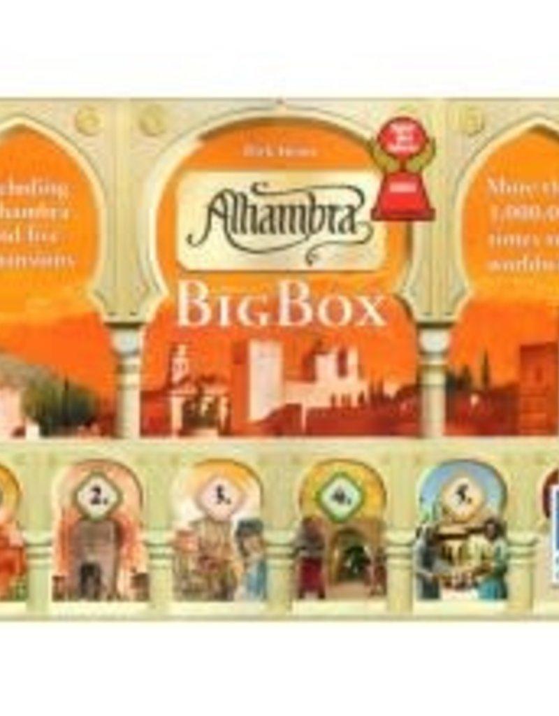 Queen Games Alhambra Big Box (EN) (commande spéciale)