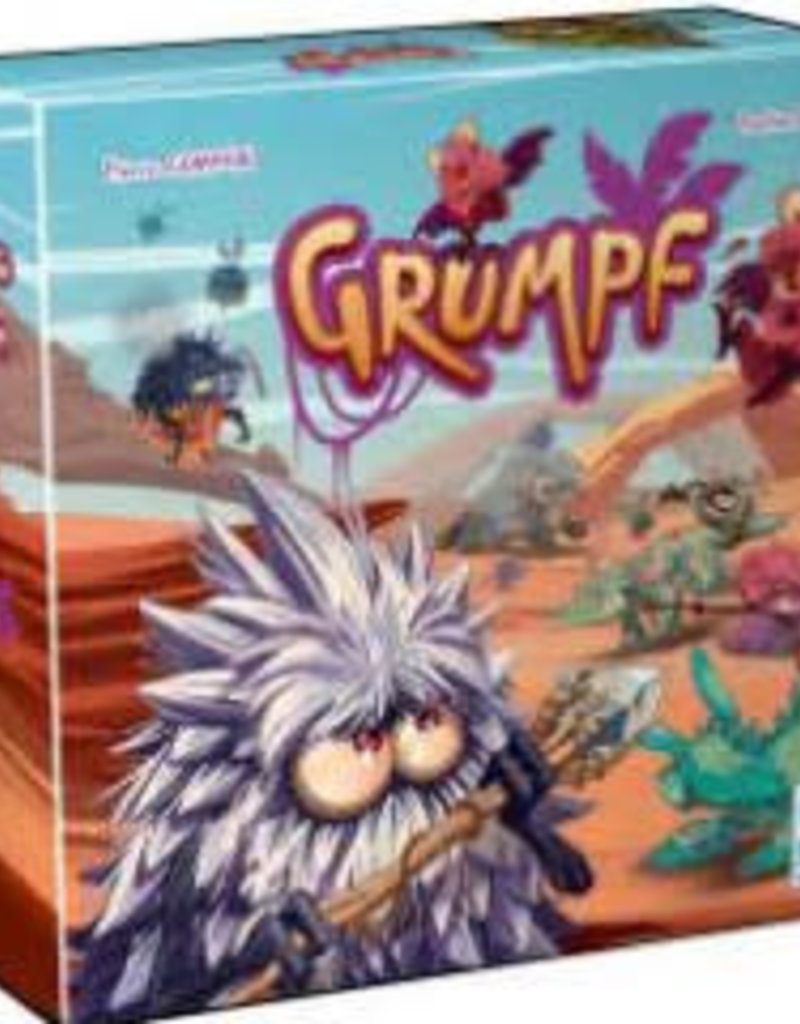 La Boite De jeu Grumpf (FR) (commande spéciale)