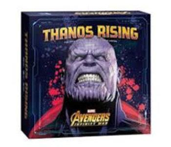 Thanos Rising - Avenger Infinity War (EN) (commande spéciale)