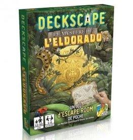 Dv Giochi Deckscape:  Le Mystère De L'Eldorado (FR)
