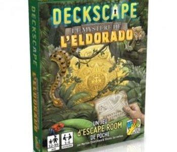 Deckscape 4:  Le Mystère De L'Eldorado (FR)