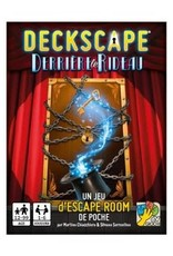 Dv Giochi Deckscape: Derrière Le Rideau (FR)