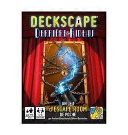 Super Meeple Deckscape: Derrière Le Rideau (FR)