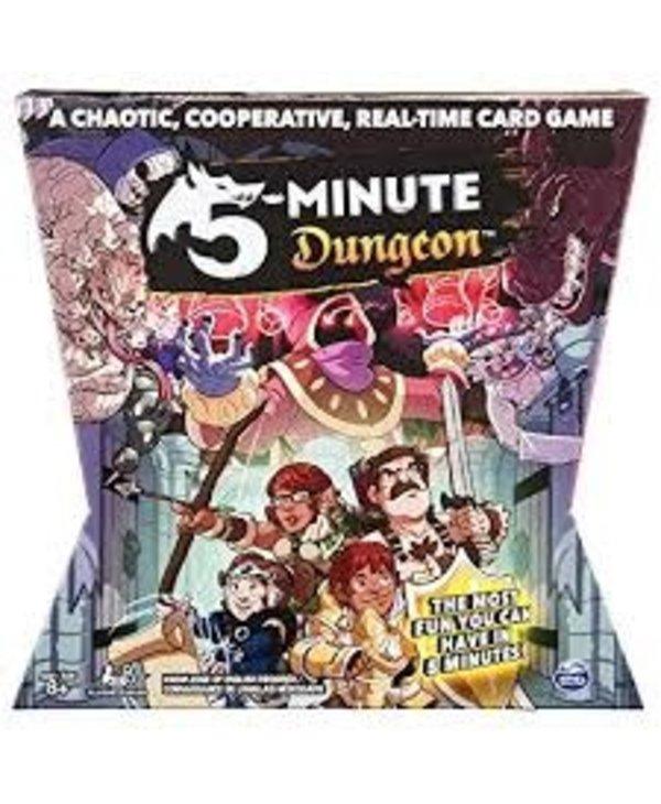 5-Minute: Dungeon (EN)