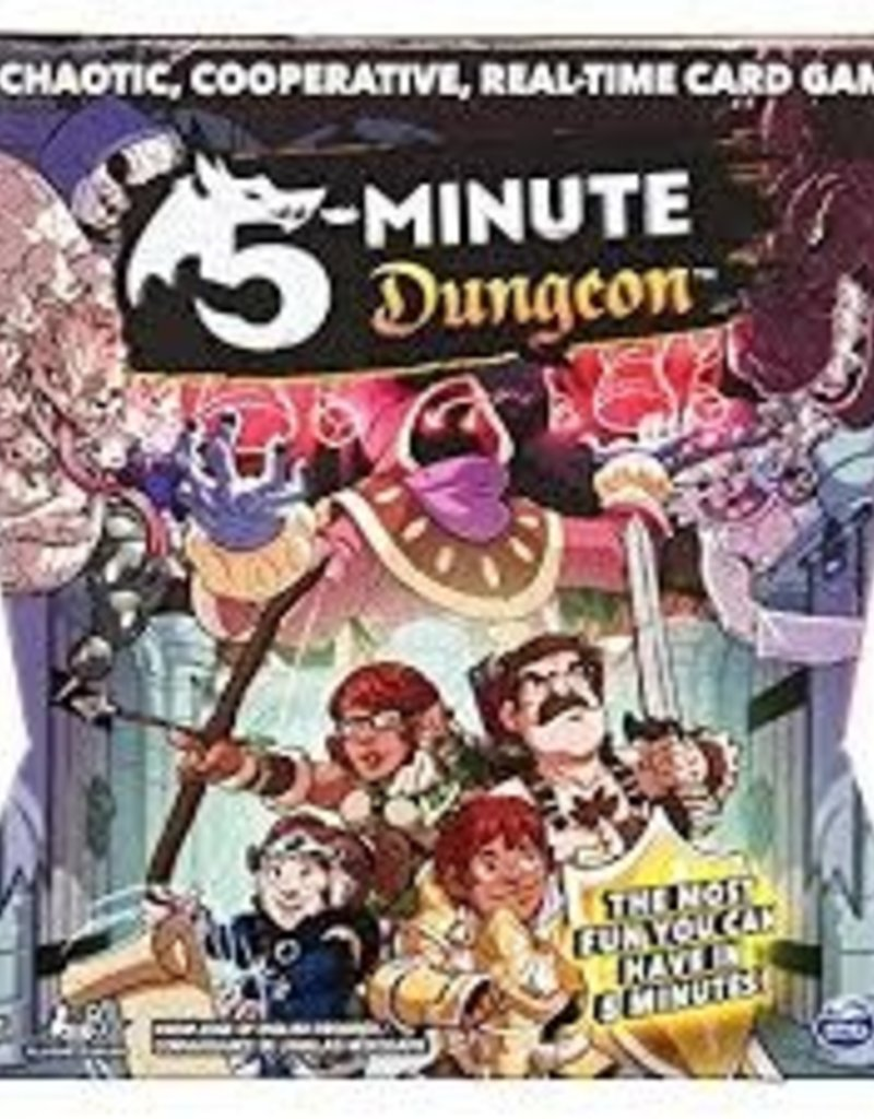 Spin Master 5-Minute: Dungeon (EN)