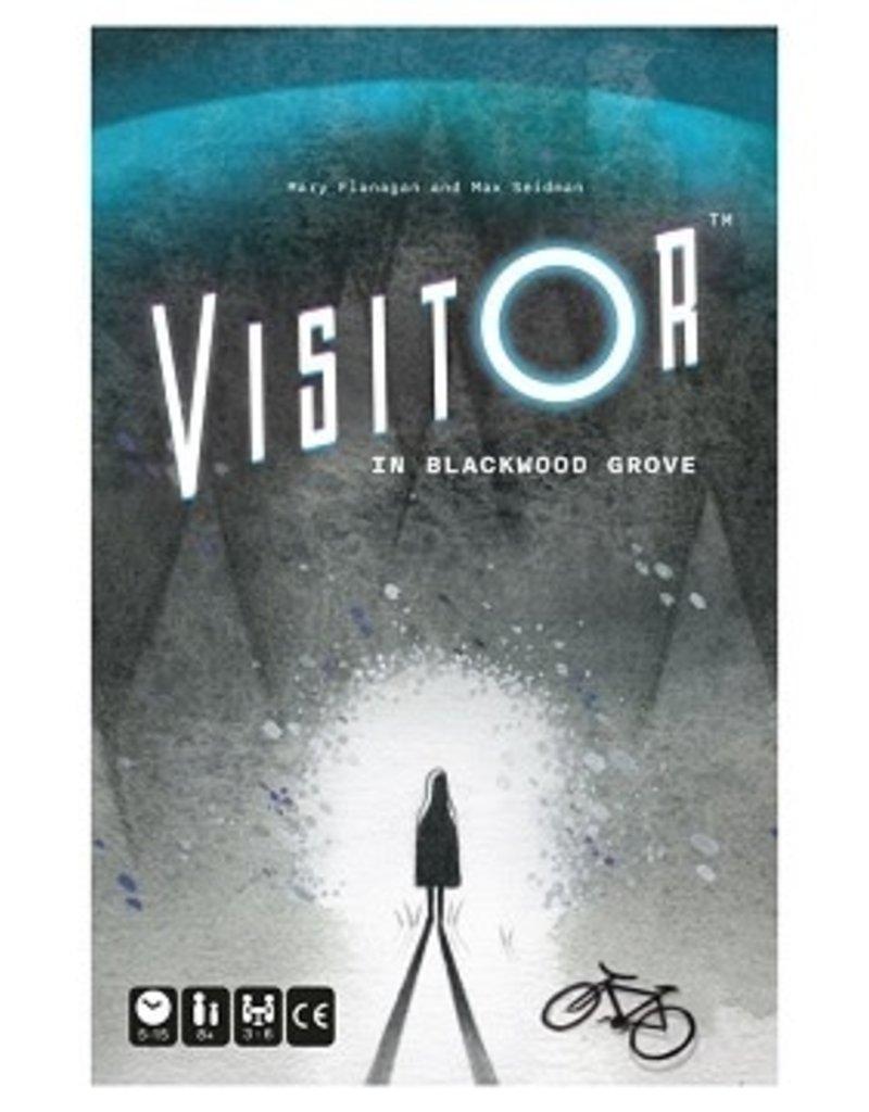 Resonym Visitor In Blackwood Grove (EN)
