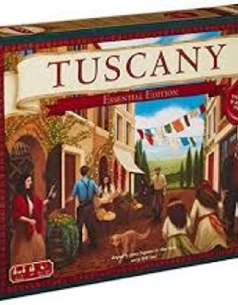 Stonemaier Games Viticulture: Ext. Tuscany (EN)