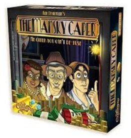 Calliope Games The Mansky Caper (ML)