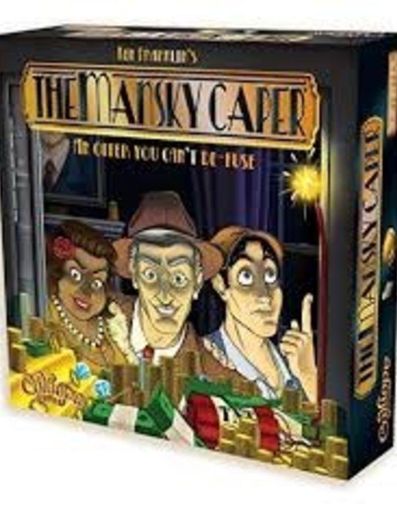 Calliope Games The Mansky Caper (ML)