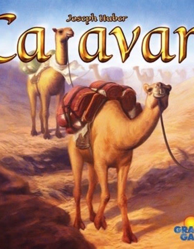 Rio Grande Games Précommande: Caravan (EN)