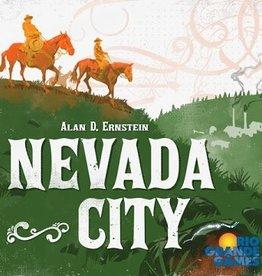 Rio Grande Games Précommande: Nevada City (EN)