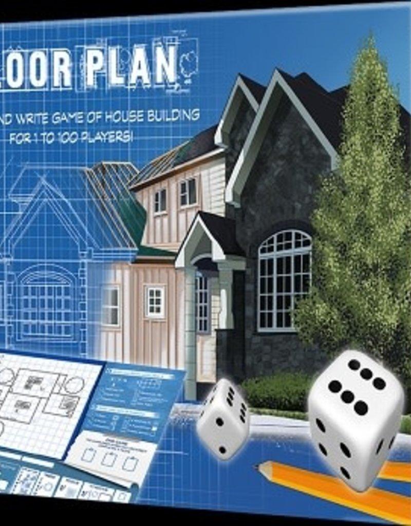 Deep Water Games Précommande: Floor Plan (EN)
