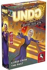 Pegasus Spiele Précommande: Undo: A Curse From The Past (EN)