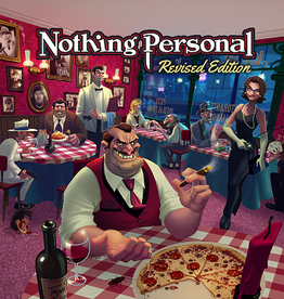 Dice Tower Games Précommande: Nothing Personal: Revised Edition (EN)