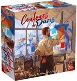 Super Meeple Précommande: Couleurs De Paris (ML)