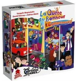 Super Meeple Précommande: La Quête Du Bonheur: Ext. Communauté (FR)