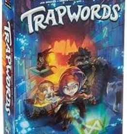 Czech Games Edition Précommande: Trapwords (FR)