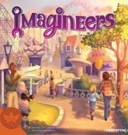 Maple Games Précommande: Imagineers (EN)