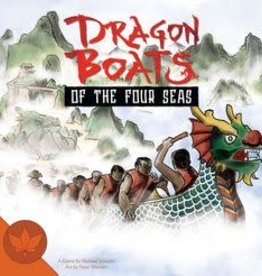 Maple Games Précommande: Dragon Boats of the Four Seas (ML)