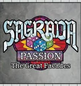 Floodgate Games Précommande: Sagrada: Ext. The Great Facades Passion (EN)