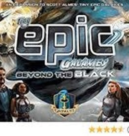 Pixie Games Précommande: Tiny Epic: Galaxy Ext. Black (FR)