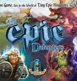 Pixie Games Précommande: Tiny Epic: Defender (FR)