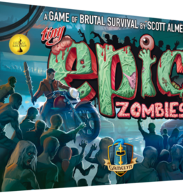 Gamelyn Games Solde: Tiny Epic: Zombies (Deluxe version Kickstarter) (EN)