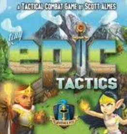 Gamelyn Games Précommande: Tiny Epic: Tactics (EN)