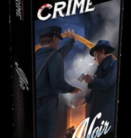 Lucky Duck Games Précommande: Chronicles Of Crime: Ext. Noir (FR)