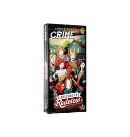 Lucky Duck Games Précommande: Chronicles Of Crime: Ext. Welcome To Redview (FR)
