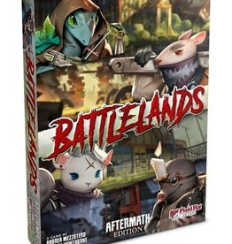 Plaid Hat Games Précommande: Battlelands (EN)