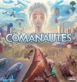 Plaid Hat Games Précommande: Comanautes (FR)