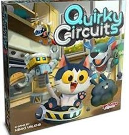 Plaid Hat Games Précommande: Quirky Circuits (EN)