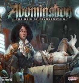 Plaid Hat Games Précommande: Abomination: The Heir Of Frankenstein (EN)