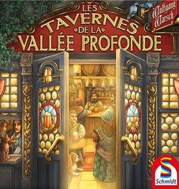 Schmidt Spiele Précommande: Les Tavernes de la Vallée Profonde (FR)