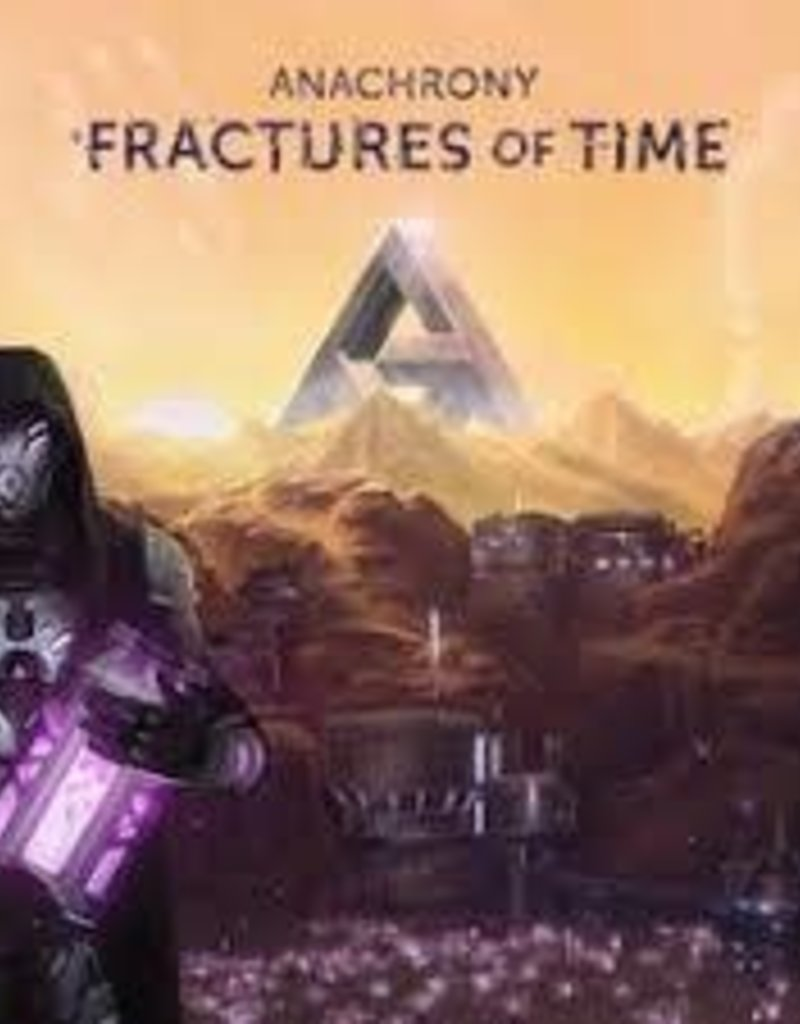 MindClash Games Anachrony: Ext. Fractures Of Time (EN)