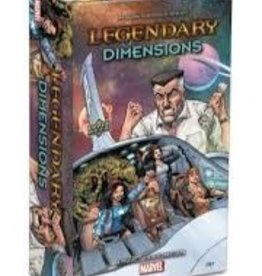 Upper Deck Marvel Legendary: Ext. Dimensions (EN)