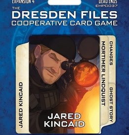 evil Hat Productions The Dresden Files Cooperative Card Game: Ext. 4 Dead Ends (EN) (Commande Spéciale)