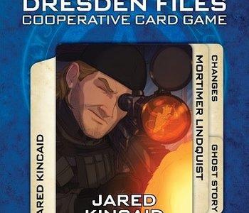 The Dresden Files Cooperative Card Game: Ext. 4 Dead Ends (EN) (Commande Spéciale)