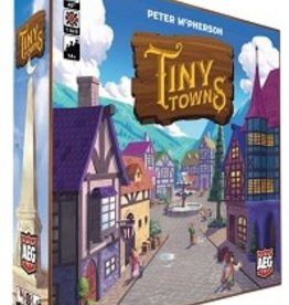 Alderac Entertainment Group Tiny Towns (EN)