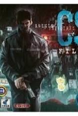 Iello CS Files: Ext. Agents Infiltrés (FR)