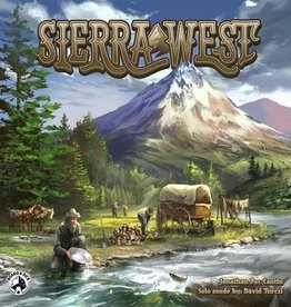 Board and Dice Précommande: Sierra West (EN)